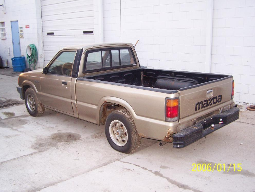 project_unos 1988 Mazda B Series Truck photo