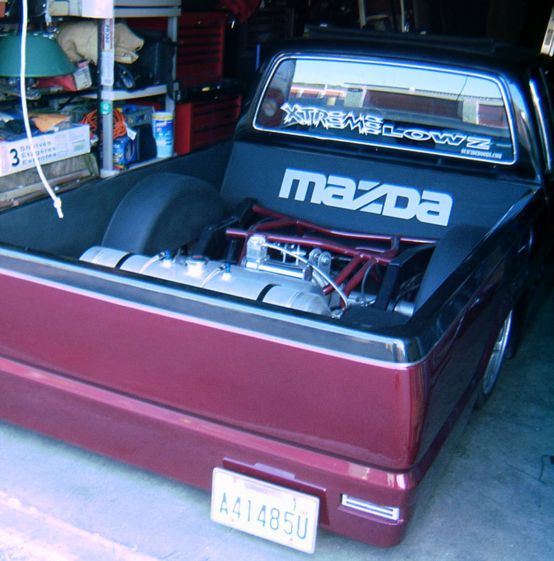 novacancys 1991 Mazda B Series Truck photo