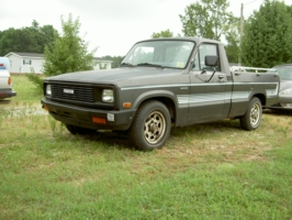 itsnotme1988s 1984 Mazda B Series Truck photo thumbnail