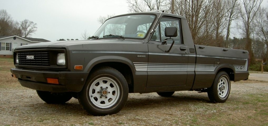 itsnotme1988s 1984 Mazda B Series Truck photo