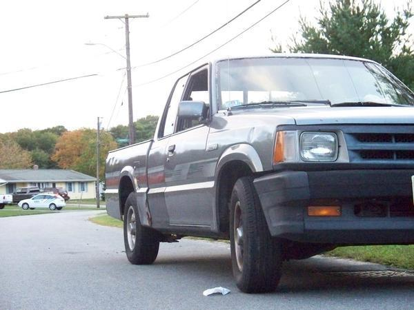 kaegaels 1991 Mazda B Series Truck photo