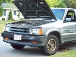 kaegaels 1991 Mazda B Series Truck photo thumbnail