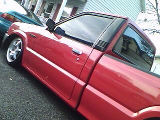 88mazdadailys 1988 Mazda B Series Truck photo