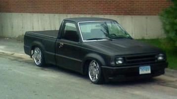 droppedb-2000s 1986 Mazda B Series Truck photo thumbnail