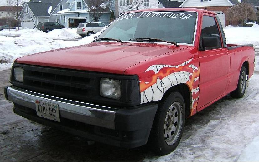 lost-clearances 1993 Mazda B Series Truck photo