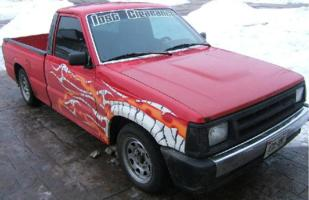 lost-clearances 1993 Mazda B Series Truck photo thumbnail