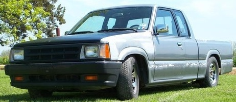 onelow22s 1991 Mazda B Series Truck photo thumbnail