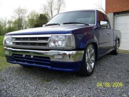 airedout89s 1989 Mazda B Series Truck photo thumbnail