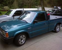 mazda_matteos 1992 Mazda B Series Truck photo thumbnail
