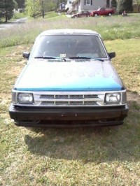 1lowb2200s 1987 Mazda B Series Truck photo thumbnail