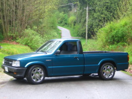 justinbs 1992 Mazda B Series Truck photo thumbnail