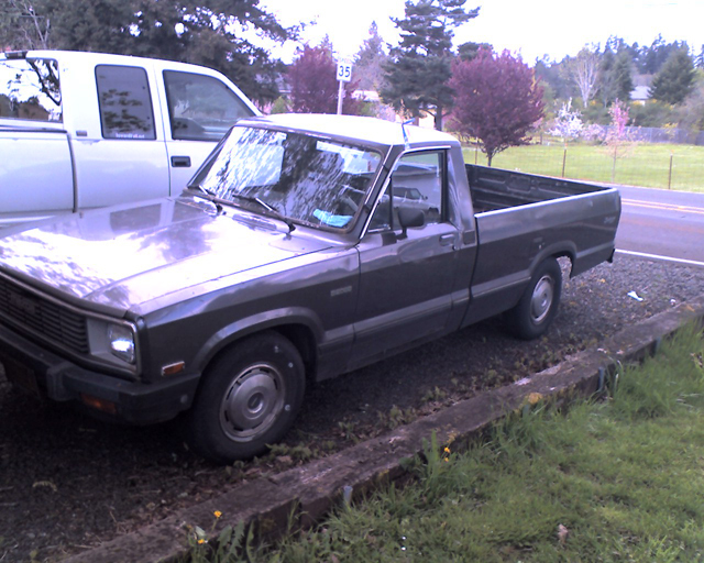 myers503s 1983 Mazda B Series Truck photo