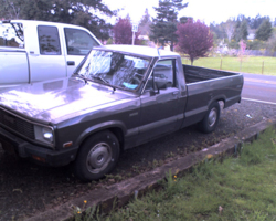 myers503s 1983 Mazda B Series Truck photo thumbnail