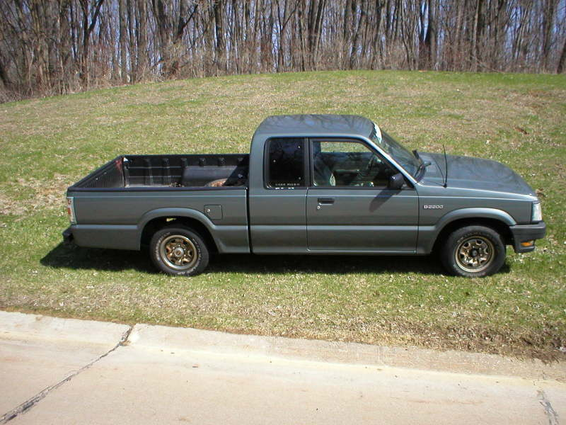 nonamedsomebodys 1991 Mazda B Series Truck photo