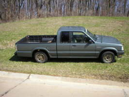 nonamedsomebodys 1991 Mazda B Series Truck photo thumbnail