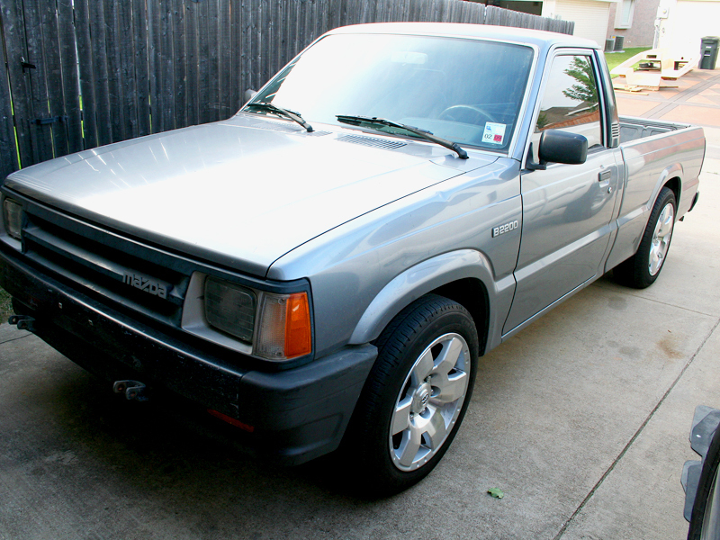 stww1fas 1992 Mazda B Series Truck photo