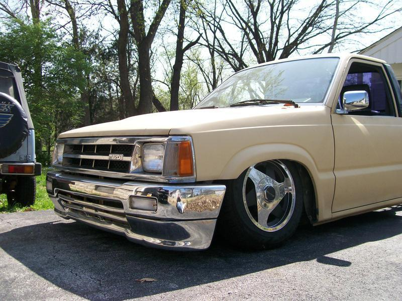 maximum_overdrives 1988 Mazda B Series Truck photo