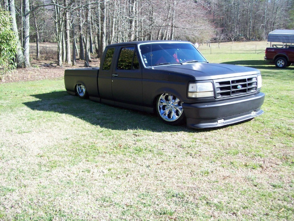 shavednbagged96s 1996 Ford F Series Light Truck photo