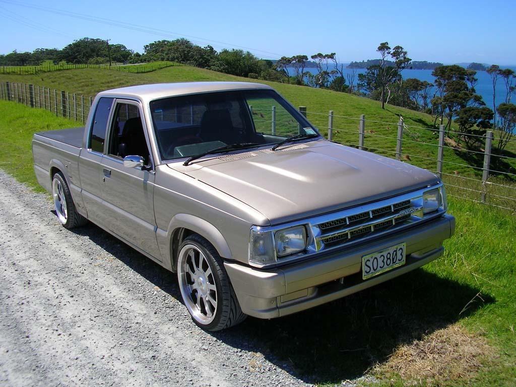 dvsdevs 1994 Mazda B Series Truck photo