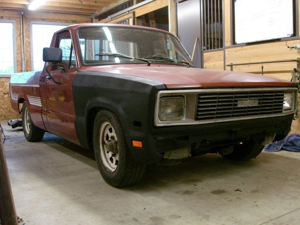 trplezros 1984 Mazda B Series Truck photo