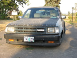jonesd3s 1991 Mazda B Series Truck photo thumbnail