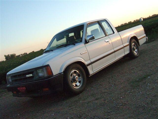 huskerduallys 1992 Mazda B Series Truck photo