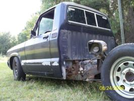 slammed dimensionss 1984 Mazda B Series Truck photo thumbnail