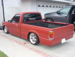 big ricks 1991 Mazda B Series Truck photo thumbnail