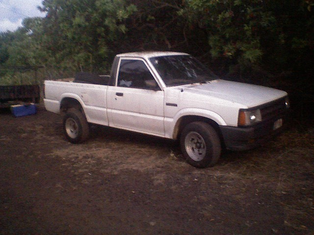 speed171kings 1990 Mazda B Series Truck photo