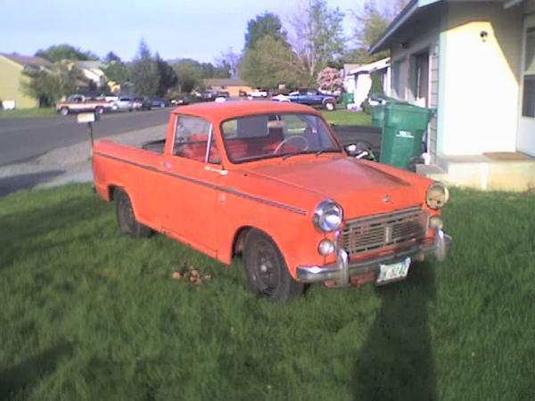 layedoutb2k (chase)s 1964 Datsun 320 photo
