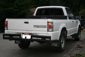 rufuss 1990 Mazda B Series Truck photo thumbnail
