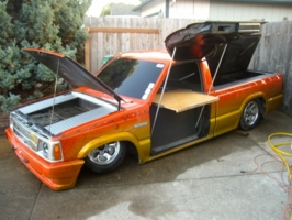 cl (chris)s 1988 Mazda B Series Truck photo thumbnail