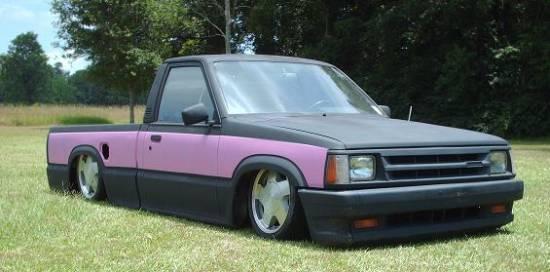 mrs.projekt94s 1987 Mazda B Series Truck photo