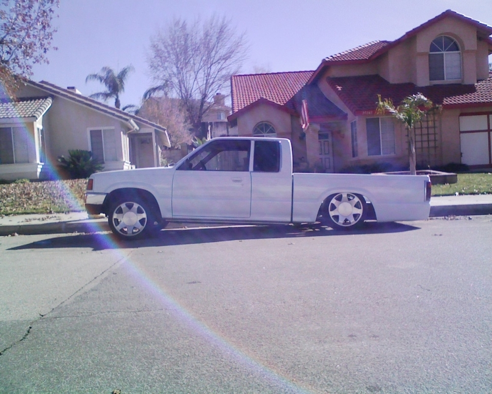 87mazduhs 1987 Mazda B Series Truck photo