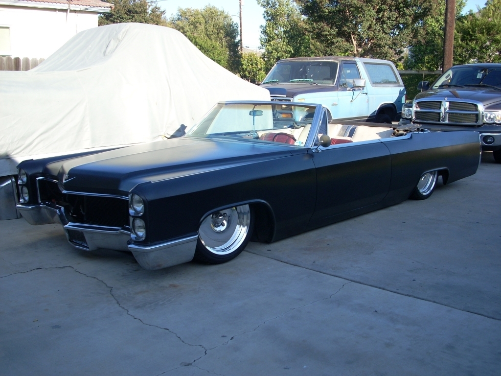 badchicn (rick)s 1966 Cadillac de Ville convertible photo