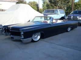 badchicn (rick)s 1966 Cadillac de Ville convertible photo thumbnail