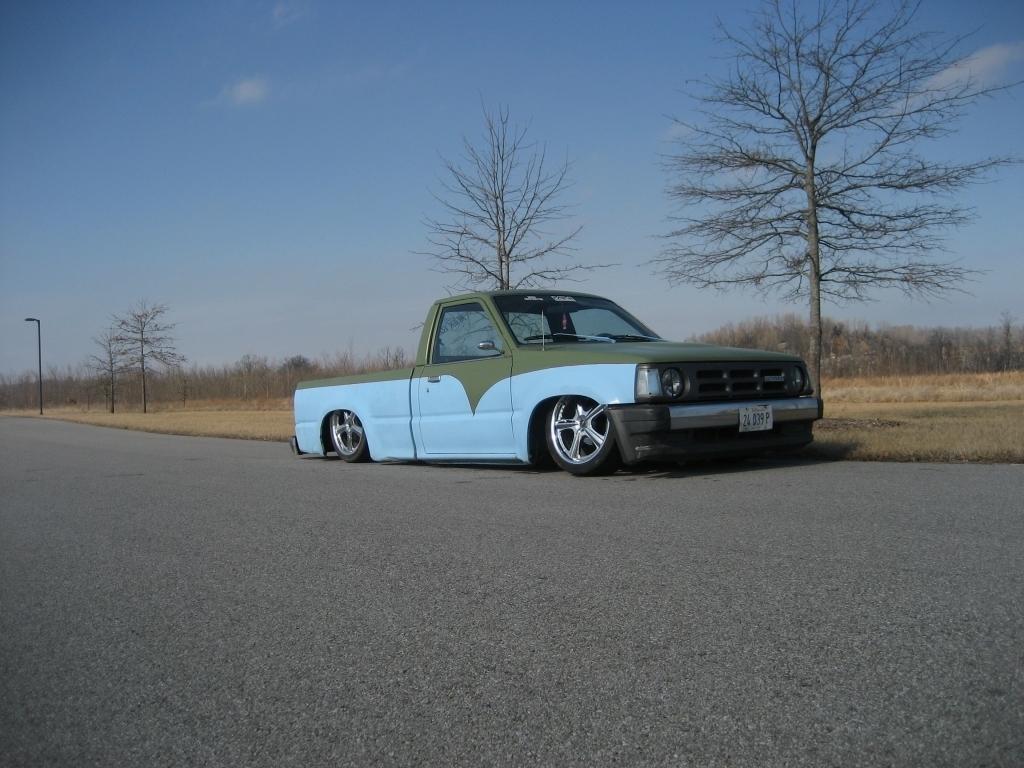 mazdaman82s 1990 Mazda B Series Truck photo