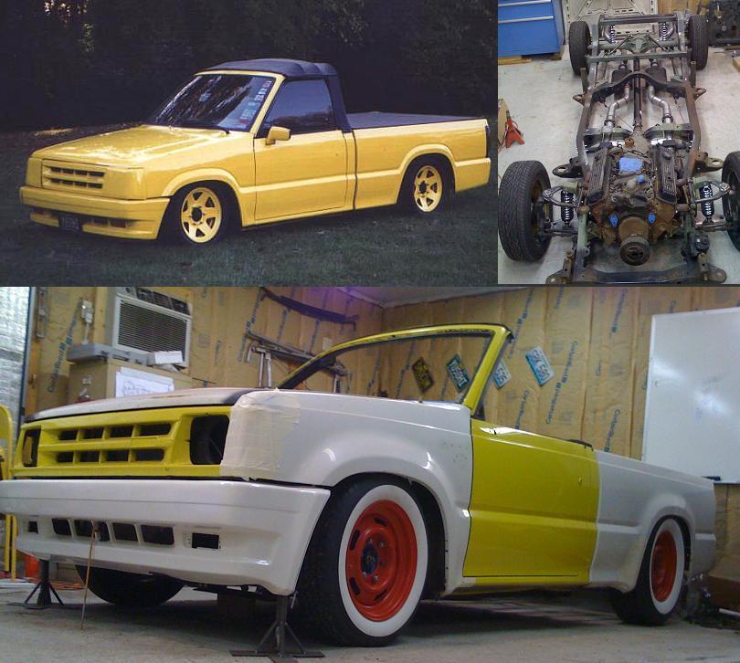oo7bobs 1987 Mazda B Series Truck photo