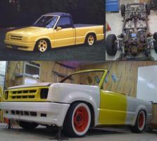 oo7bobs 1987 Mazda B Series Truck photo thumbnail