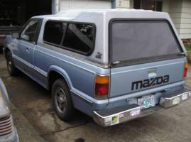 bluebs 1987 Mazda B Series Truck photo thumbnail