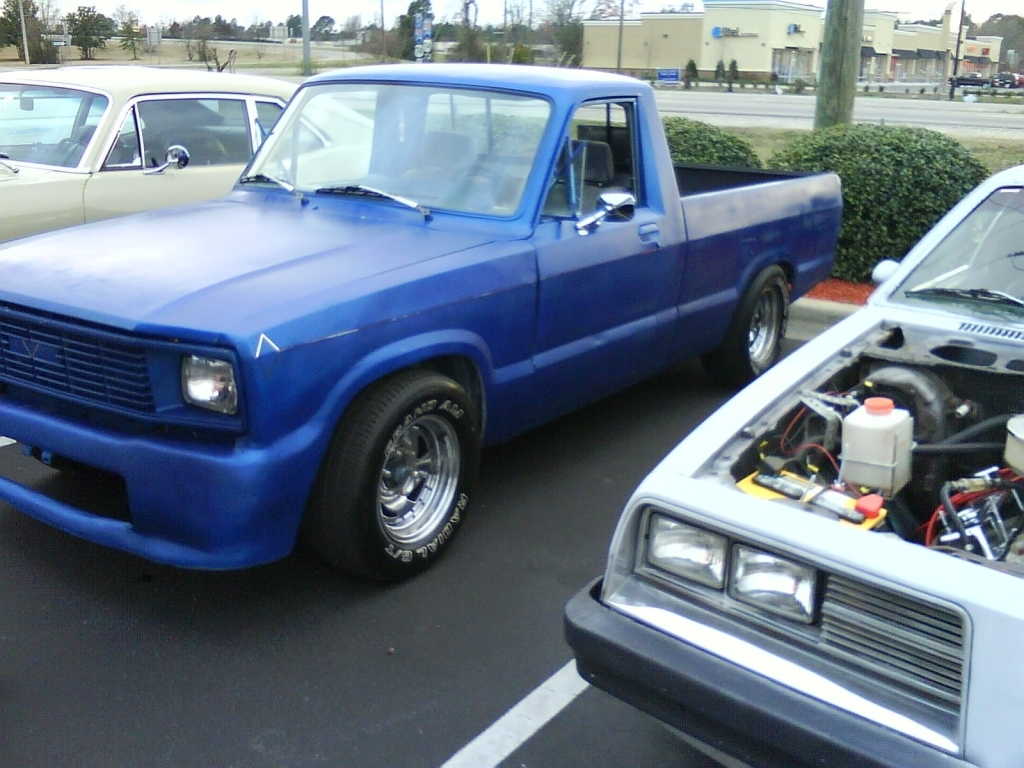 maccity84s 1984 Mazda B Series Truck photo