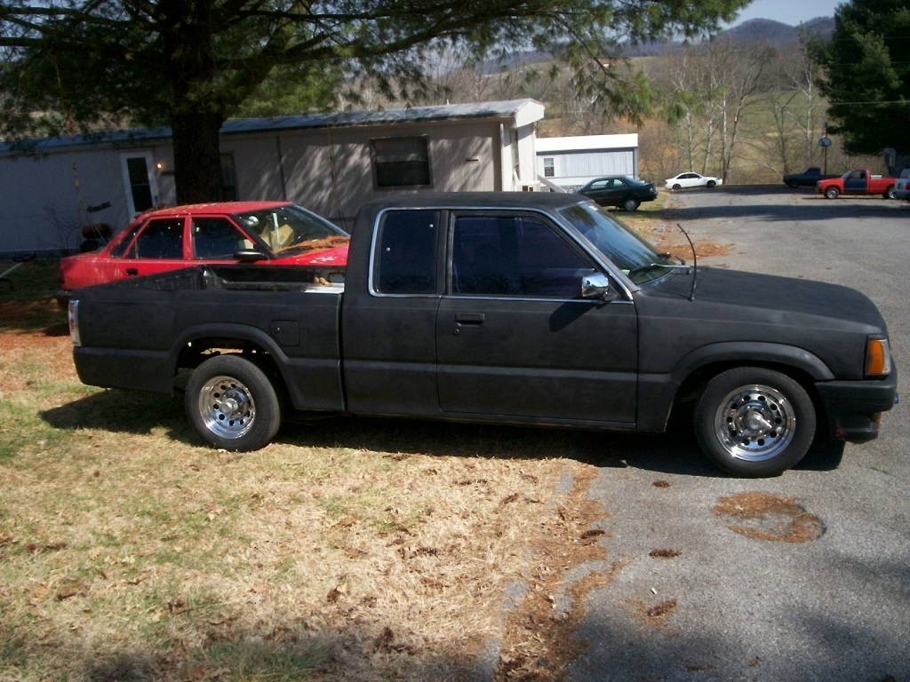 tim_rimers 1987 Mazda B Series Truck photo