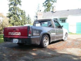 mazdaspeeddemons 1986 Mazda B Series Truck photo thumbnail