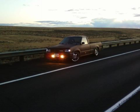 mazdaspeeddemons 1986 Mazda B Series Truck photo