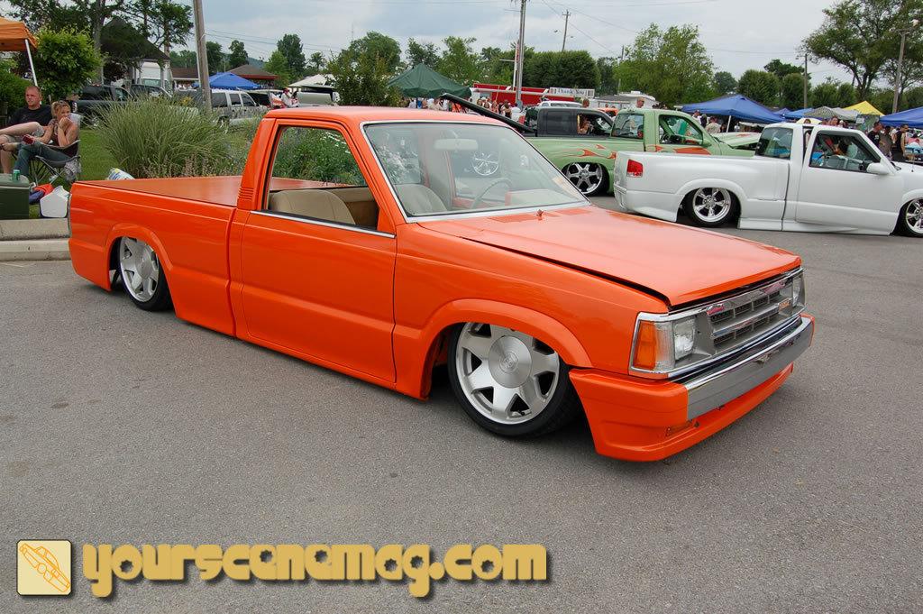 joker2s 1987 Mazda B Series Truck photo