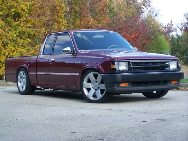 thug5433s 1993 Mazda B Series Truck photo