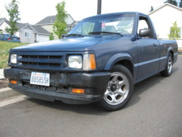 slipnslider213s 1990 Mazda B Series Truck photo thumbnail