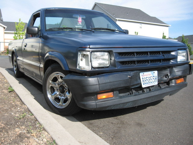 slipnslider213s 1990 Mazda B Series Truck photo