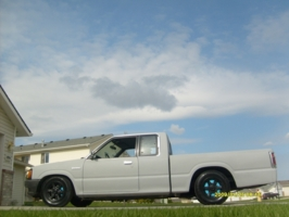 unfinished businesss 1990 Mazda B Series Truck photo thumbnail