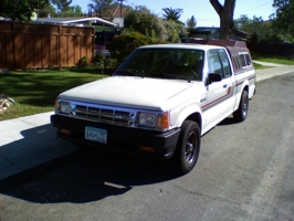 mazdapickup89s 1989 Mazda B Series Truck photo thumbnail